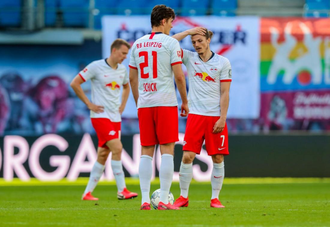 Лейпциг - Фрайбург: видео голов и обзор матча