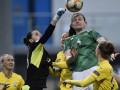 Женская сборная Украины не вышла на Евро-2022