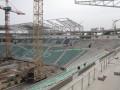 Фотогалерея: Снаружи и внутри. Строительство нового стадиона в Одессе