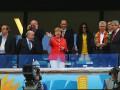 Ангела Меркель прилетит в Бразилию на финал ЧМ-2014