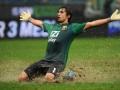 Итальянский вратарь был арестован за вождение в нетрезвом виде
