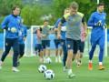 Сборная Украины не будет тренироваться на Велодроме перед игрой против Польши