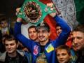 Украинский боксер Постол: В Борисполе понял, что я народный чемпион