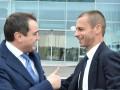 Александер Чеферин передаст свои полномочия в комитете ФИФА Андрею Павелко