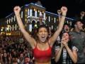 Фотогалерея: Национальный праздник. Как фанаты сборной Испании отмечали победу на Евро-2012