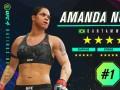 Нуньес обошла Хабиба в рейтинге UFC 4 от EA Sports