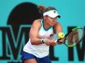 Козлова впервые с мая выиграла матч, выйдя во второй круг турнира в Наньчане