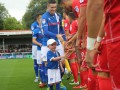 Английский клуб заявил на матч смертельно больного мальчика