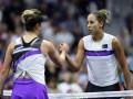 Свитолина - Киз: обзор матча US Open