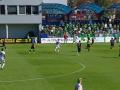 Фаны Карпат вывесили запрещенный баннер на матче чемпионата Украины