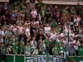 Баскетбол: Литовские фаны на матче против российской команды спели песню про Путина