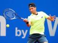 Стаховский выиграл стартовый матч на турнире в Праге