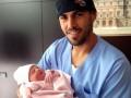 Вратарь Барселоны в третий раз стал отцом (ФОТО)