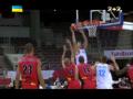 Евробаскет-2015: Украина-Бельгия - 71:79 Видео обзор матча