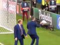 Министр спорта России подбадривал фанатов, избивавших англичан