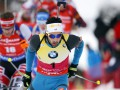 Биатлон: Фуркад выиграл первую гонку Кубка мира в 2018 году, Пидручный – десятый