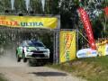 В Эстонии прошел шестой этап чемпионата Европы по ралли