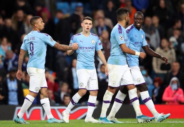 Футбол Манчестер Сити - Аталанта 22.10.19 прямая трансляция