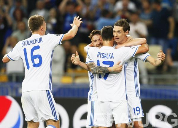 Два полузащитника «Динамо» успели восстановиться кматчу с«Бенфикой» вЛиге Чемпионов