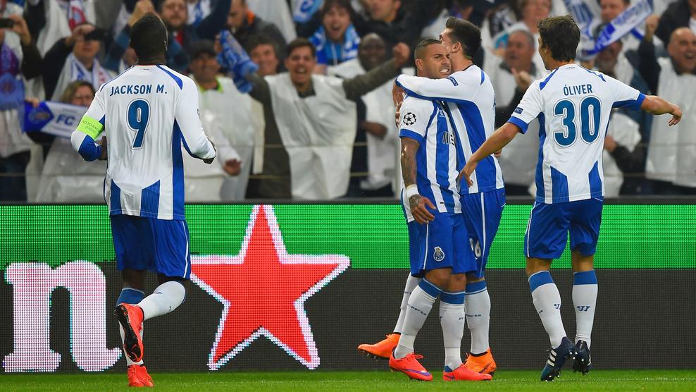 Футбол онлайн трансляция лига чемпионов бавария порту