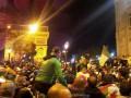 Праздник в Париже: Французы всю ночь отмечали выход на чемпионат мира (ФОТО)
