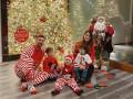 Пижамная вечеринка: жена Месси поделилась трогательным снимком, поздравив с Рождеством