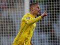 Сборная Украины уничтожила Сербию, забив пять мячей