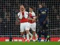 Арсенал крупно уступил Манчестер Юнайтед и вылетел из Кубка Англии