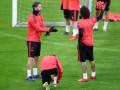 Рамос и Марсело поссорились во время тренировки Реала - Marca