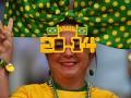 Влюбленные в футбол: Самые яркие болельщики чемпионата мира в Бразилии