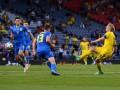 Украина пропустила в десятом матче чемпионатов Европы подряд