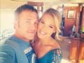 Известный горнолыжник едва не выбил глаз своей жене