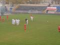 Фанат в одном полотенце вышел посмотреть матч чемпионата Украины