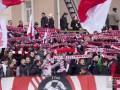 Футбольная преданность. Болельщики встали на защиту Кривбасса (ВИДЕО)