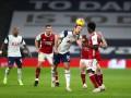 Тоттенхэм - Арсенал 2:0 видео голов и обзор матча чемпионата Англии