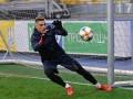 Лунин допустил ошибку в дебютном матче за Овьедо