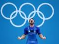 Украинский штангист лишился золотой медали ОИ-2012