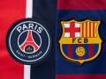 ПСЖ - Барселона 1:1 как это было