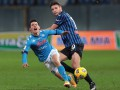 Аталанта обыграла Наполи в полуфинале Кубка Италии