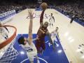 Сокрушительный данк ЛеБрона – среди лучших моментов дня НБА