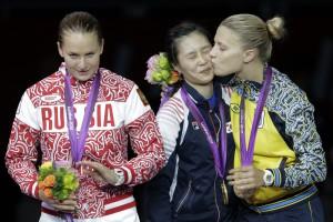 Олимпийские эмоции