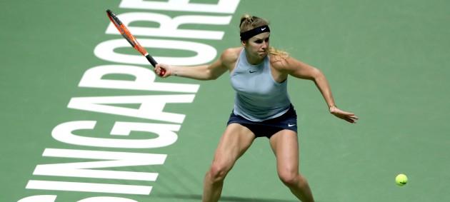 Свитолина вернулась на 4 место чемпионской гонки WTA