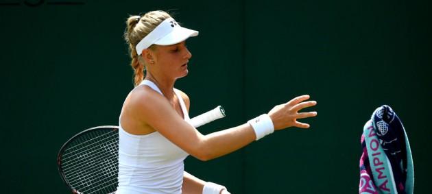 Ястремская потерпела обидное поражение в четвертьфинале турнира в Тяньцзине
