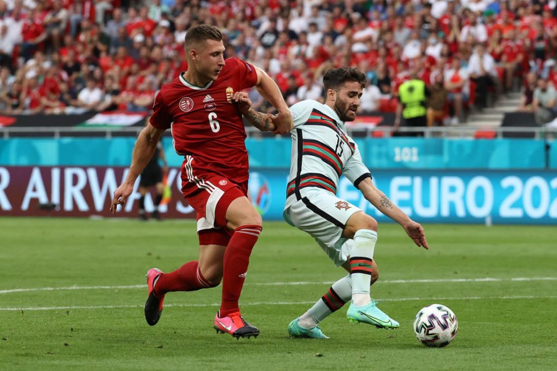 Сборная Венгрии - сборная Португалии