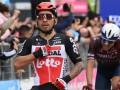 Юэн победил на седьмом этапе Джиро д'Италия