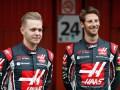Грожан и Магнуссен останутся в Хаас на следующий сезон