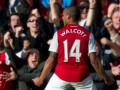 Арсенал не смог договориться о новом контракте с Уолкоттом