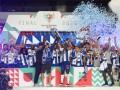 Порту в меньшинстве обыграл Бенфику и завоевал Кубок Португалии