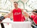 Размяли кулаки: Открытая тренировка Кличко и Леапаи перед боем