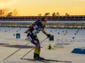 Биатлон: Пидручный занял 10-е место в масс-старте